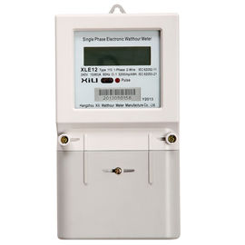 Digital Electronic Energy meter / 5Amp 10Amp KWH Meters with 1 Phase 2 Wire AC 220V - 240V