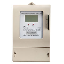 IC Card Three Phase Prepayment Meter